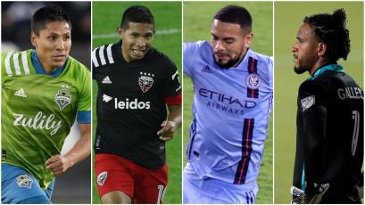 Peruanos en la MLS: vota para que puedan estar en el Equipo de las Estrellas