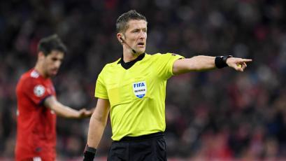 Daniele Orsato, el árbitro de la final de la Champions League que es un referente en la lucha contra el racismo