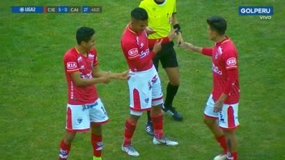 Cienciano apabulló a Los Caimanes en Cusco por la fecha 5 de la Liga2