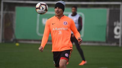 Paolo Guerrero se alista para darle una nueva alegría al Internacional en Copa Libertadores