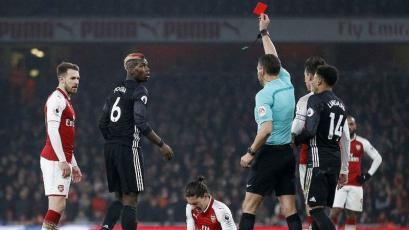 Premier League: Pogba se pierde el derby de Manchester