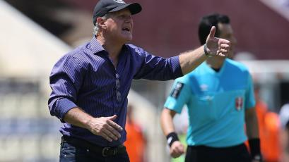 """Carlos Ramacciotti: """"Es una alegría estar próximos al reinicio de los entrenamientos"""""""