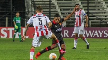 Copa Sudamericana: Atlético Grau quedó eliminado tras perder con River Plate de Uruguay