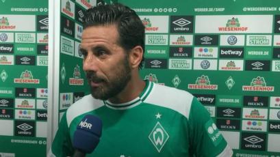 """Claudio Pizarro: """"Espero celebrar algunos goles míos esta temporada"""""""