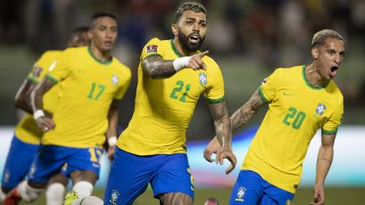 Eliminatorias Sudamericanas: Brasil derrotó 3-1 a Venezuela en la jornada 11