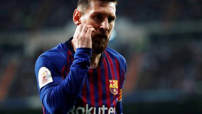 Lionel Messi sigue lesionado y sería baja para el debut del Barcelona en la Champions League