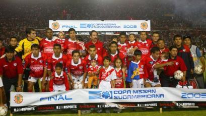 Cienciano campeón de la Copa Sudamericana 2003: ¿qué hacen hoy en día los 11 titulares de la final?