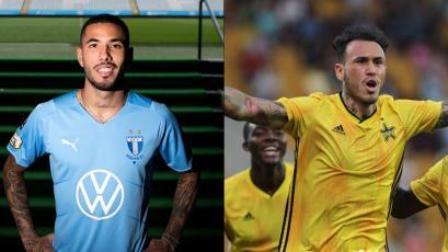Champions League: Sergio Peña y Gustavo Dulanto conocerán hoy a sus rivales