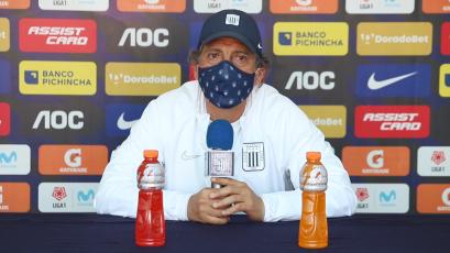 """Mario Salas: """"La Fase 2 representa una nueva oportunidad para lograr nuestros objetivos"""""""