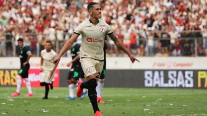 Jonathan Dos Santos está de cumpleaños: revive sus goles con Universitario (VIDEO)