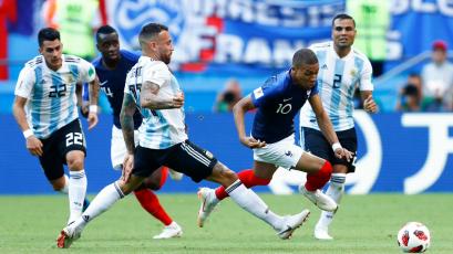 Rusia 2018: lo que dejó el triunfo de Francia sobre Argentina