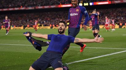 Barcelona se impone ante el Atlético Madrid y sentencia La Liga
