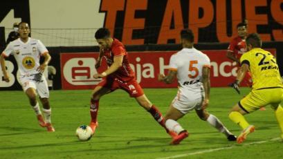 Liga1 Betsson: Ayacucho FC empató 1-1 ante Cienciano por la fecha 5 (VIDEO)