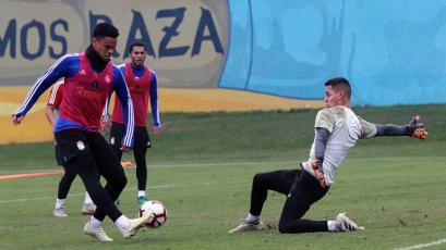Sporting Cristal fue sorprendido por Deportivo Coopsol en partido amistoso