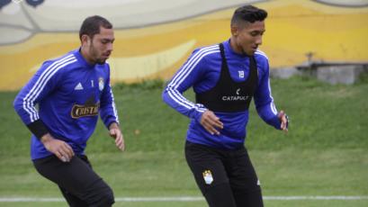 Sporting Cristal y las cinco bajas que tendrá para enfrentar a FBC Melgar en Arequipa