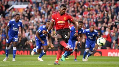 Manchester United inicia la Premier League con un triunfo