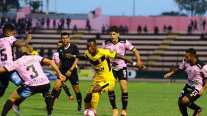 Academia Cantolao y Sport Boys igualaron en el clásico 'Chalaco'