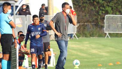 """José Del Solar: """"Hemos sumado un punto importante. El rival nos superó en el segundo tiempo"""" (VIDEO)"""