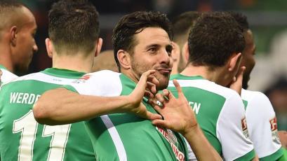 Claudio Pizarro: ¿Renovará con el Werder Bremen?