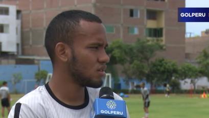 """Aldair Salazar: """"Contra Real Garcilaso tenemos que sumar"""""""