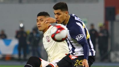 Universitario y Alianza Lima igualaron en el tercer clásico del año