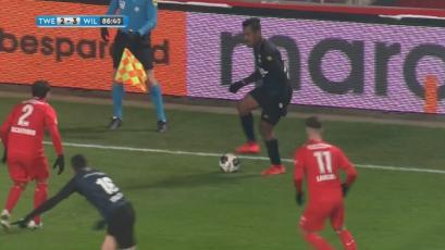 Con Renato Tapia, Willem II avanzó en la Copa de Holanda