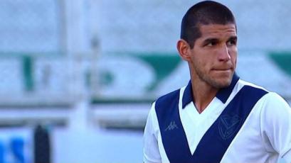 Luis Abram fue expulsado en el empate de Vélez Sarsfield