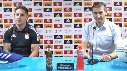 """Alejandro Hohberg: """"Sporting Cristal es el equipo ideal para este momento de mi carrera"""""""