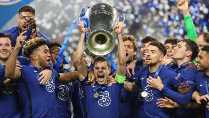 Chelsea venció 1-0 al Manchester City y es el nuevo campeón de la Champions League