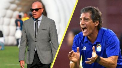 Roberto Mosquera y Mario Salas en el Top 10 de mejores entrenadores de Sudamerica