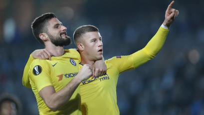 Chelsea recupera la sonrisa ante el Malmö