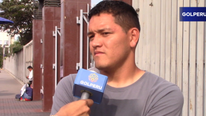 """Pedro Díaz: """"Estamos preparados para jugar en cualquier campo"""""""