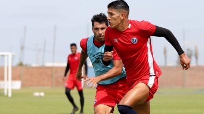 """Alexis Cossio: """"Llego a Deportivo Municipal con la intención de cumplir con este gran desafío"""" (VIDEO)"""