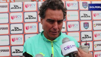 """José Guillermo del Solar: """"Hasta el momento las cosas están saliendo bien"""""""