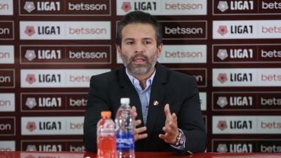 """Benjamín Romero: """"Nos ayudará a convertir a nuestra en liga en una de las primeras de Latinoamérica"""" (VIDEO)"""