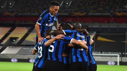 Europa League: Inter goleó 5-0 al Shakhtar y se medirá contra el Sevilla en la final