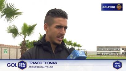 Franco Thomas: