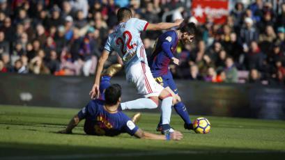 La Liga: Barcelona volvió a tropezar