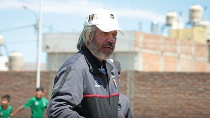 Melgar confirmó a Marco Valencia como nuevo director técnico