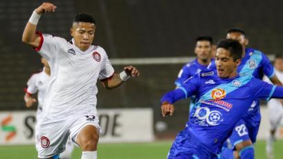 Liga2: Alianza Atlético igualó sin goles ante Unión Huaral por la fecha 5