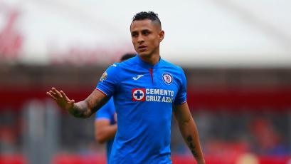 Yoshimar Yotún dio exquisita asistencia con el Cruz Azul en la final de la Supercopa MX (VIDEO)