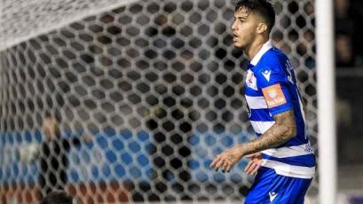 Beto Da Silva no pudo evitar la caída del Deportivo en su debut oficial