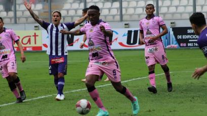 Sport Boys y Alianza Lima empataron en el estadio Nacional