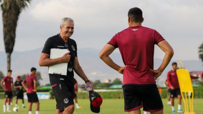Gregorio Pérez sobre la Copa Libertadores: