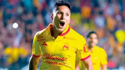 Morelia premia a Raúl Ruidíaz como su mejor jugador en el 2017