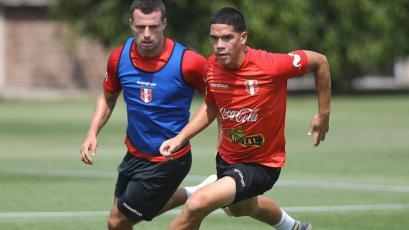 Selección Peruana Sub23 continúa trabajando de cara al Torneo Preolímpico