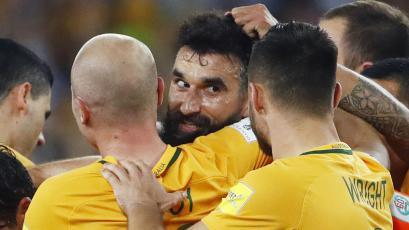 Rusia 2018: Australia y el equipo que enfrentará a Perú