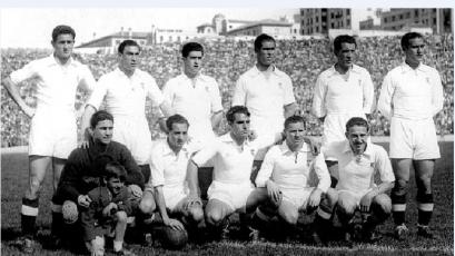 Real Madrid y el insólito día que casi pierde la categoría