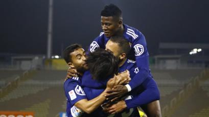 Liga1 Movistar: Sporting Cristal doblegó a Cienciano por la fecha 1 del grupo A