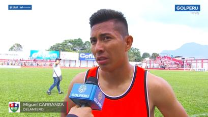 Miguel Carranza: